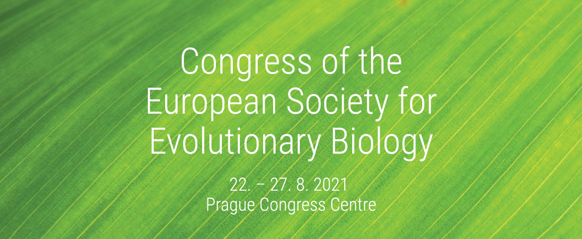 Congress of European Society for Evolutionary Biology 2021